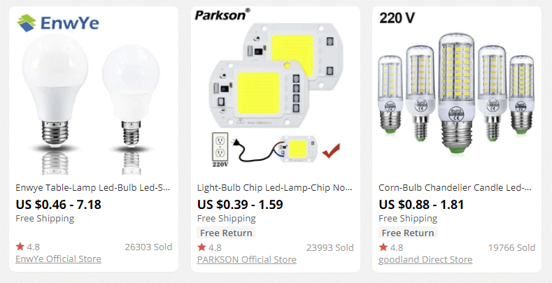led-productos