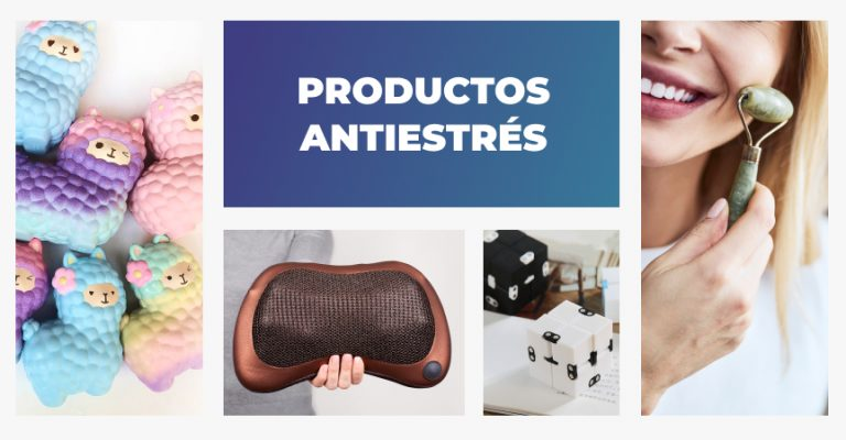productos antistrés dropshipping